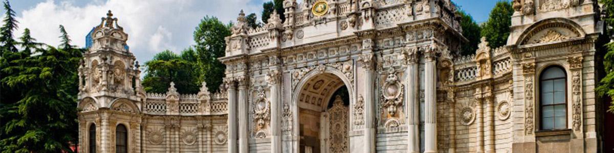 کاخ زیبا و دیدنی توپکاپی استانبول