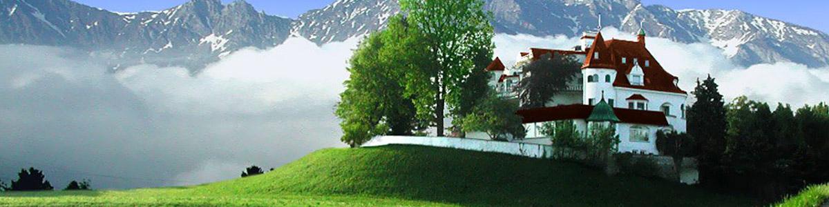 نمایی زیبا از طبیعت بکر در کشور زیابی اتریش
