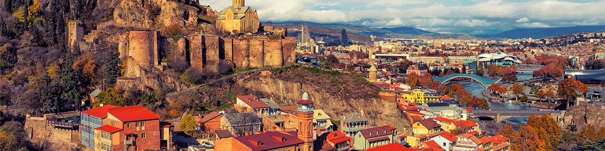 نمایی زیبا از کشور منحصر به فرد گرجستان