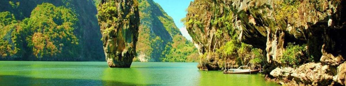 از بهترین اماکن دیدنی در کشور تایلند