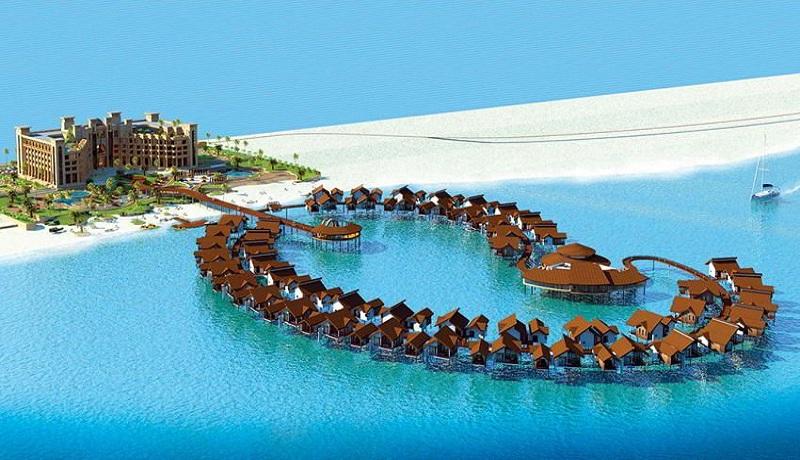 از بهترین هتل های جزیره ی کیش