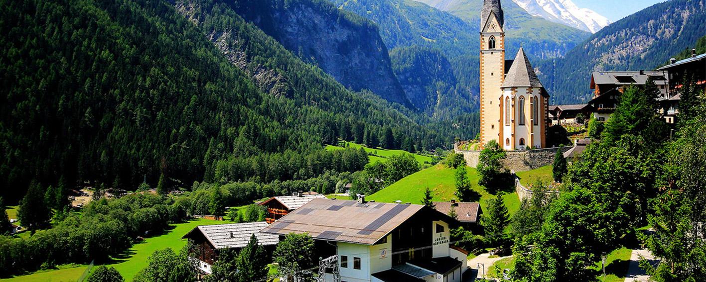 کشوری زیبا و دیدنی در اتریش