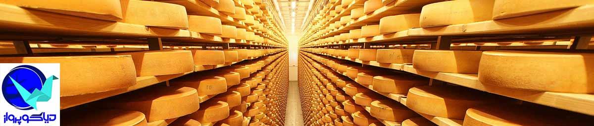 قالب های پنیر اتریشی