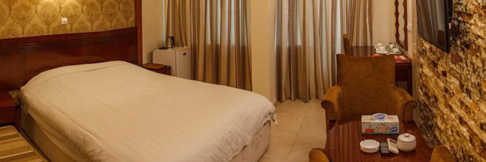 اتاق های شیک هتل فلامینگو