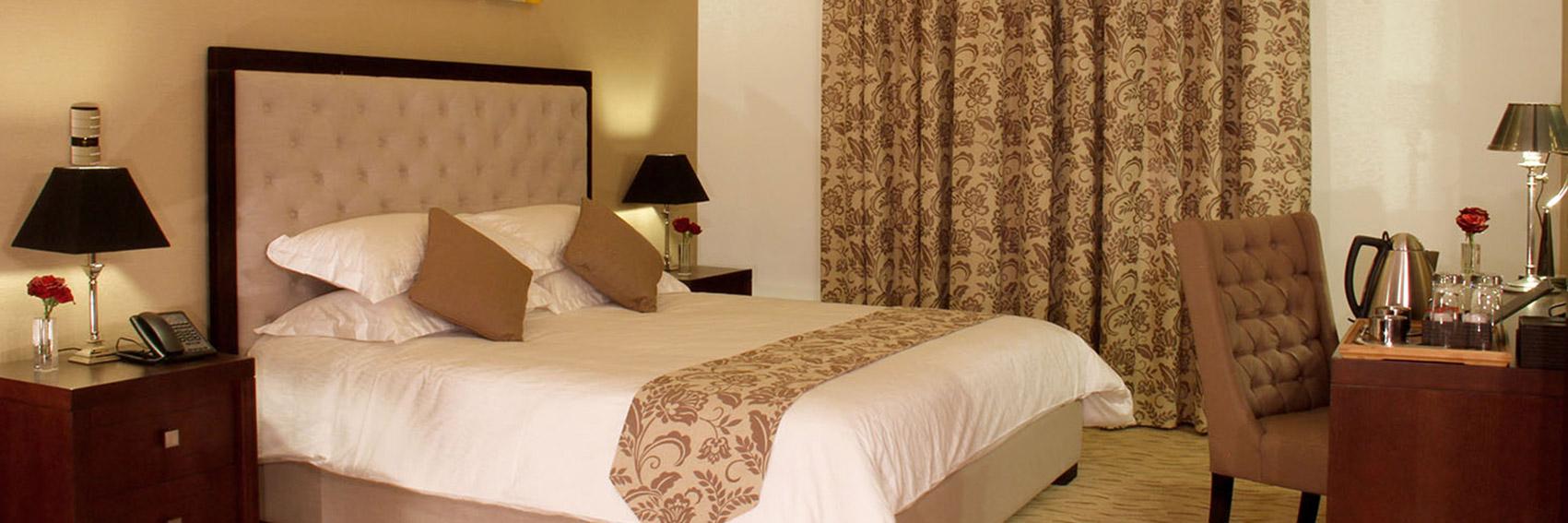 اتاق های هتل سورینت مریم