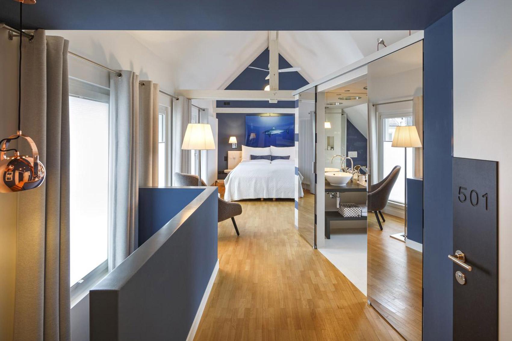 اتاق های شیک هتل سیهف
