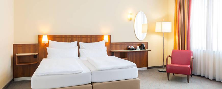 اتاق های شیک هتل